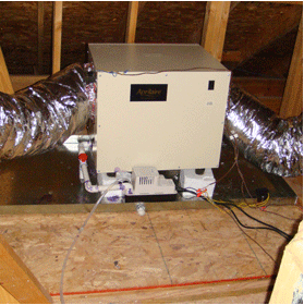 Houston Training Center of Air Conditioning and Heating HVAC Duct